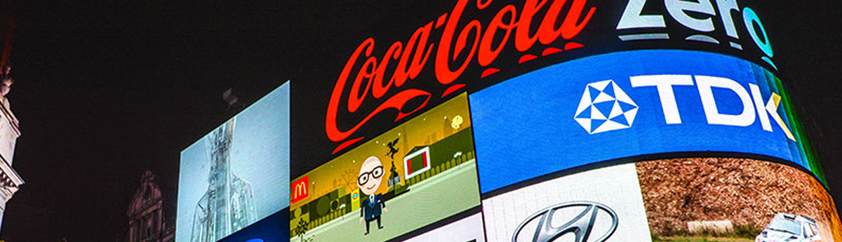 Report: Three of world's biggest brands are online advertising companies