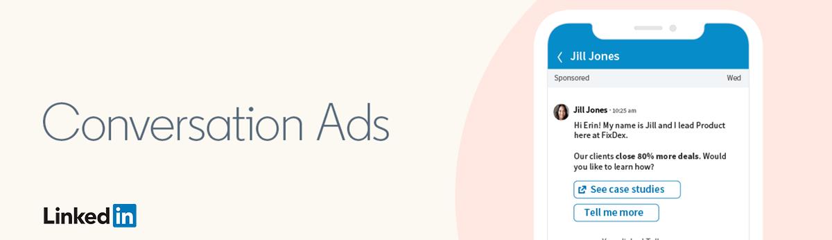 Using LinkedIn Conversation Ads for B2B Lead Generation